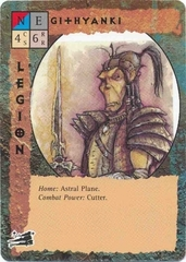 Planescape Blood Wars CCG base pack legion