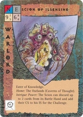 Planescape Blood Wars CCG base pack warlord