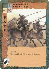 Planescape Blood Wars CCG escalation pack rebels reinforcements fate
