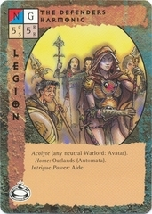 Planescape Blood Wars CCG escalation pack 3 powers proxies legion