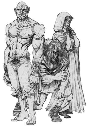 ravenloft Caliban Ravenloft Campaign Setting (2001-10) © Sword & Sorcery, Wizards of the Coast & Hasbro