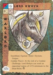 "five companions celestial paragon guardinal ""Lord Hwhyn"", precedente signore equinal - by Tony Diterlizzi TSR - ""Blood Wars"" card game Base Pack (1995) © Wizards of the Coast & Hasbro"