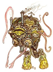"clone-artist ""Decaton"" - by clone-artist (Filip) clone-artist.deviantart.com (2008) © dell'autore tutti i diritti riservati"
