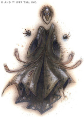 {$tags} Skall, Factol dei Cinerei - by Tony Diterlizzi TSR - The Factol's Manifesto (1995-06) © Wizards of the Coast & Hasbro