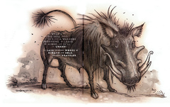 {$tags} Fhorge - by Tony Diterlizzi TSR - Planescape Monstrous Compendium Appendix II (1995) © Wizards of the Coast & Hasbro