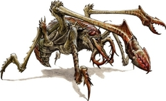{$tags} Armadon Formian - by Lars Grant-West Fiend Folio (2003) © Wizards of the Coast & Hasbro