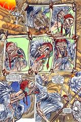 Planescape comic unity of rings ita italiano, Vrock