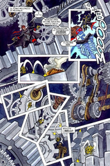 Planescape comic unity of rings ita italiano, mechanus