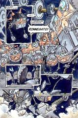 Planescape comic unity of rings ita italiano, modron monodrone quadrone rogue rinnegato