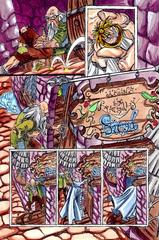 Planescape comic unity of rings ita italiano, sigil A'kin the friendly fiend