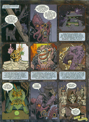 Downer 2 Fool's Errand pag.24 by Kyle Stanley Hunter - Dungeon Magazine 2003-2007 e Paizo Comics 2009