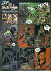 Downer 2 Fool's Errand pag.25 by Kyle Stanley Hunter - Dungeon Magazine 2003-2007 e Paizo Comics 2009