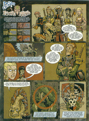 Downer 2 Fool's Errand pag.27 by Kyle Stanley Hunter - Dungeon Magazine 2003-2007 e Paizo Comics 2009