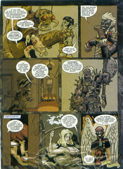 Downer 2 Fool's Errand pag.28 by Kyle Stanley Hunter - Dungeon Magazine 2003-2007 e Paizo Comics 2009