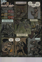 Downer 2 Fool's Errand pag.37 by Kyle Stanley Hunter - Dungeon Magazine 2003-2007 e Paizo Comics 2009