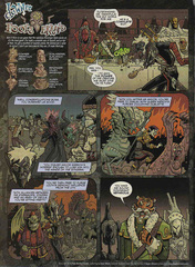 Downer 2 Fool's Errand pag.49 by Kyle Stanley Hunter - Dungeon Magazine 2003-2007 e Paizo Comics 2009