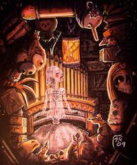 """steelgrave ghost cranium rats """"Sold Out Concert"""" a Sigil (ci sono i ratti cranio...) - by steelgrave (Shaun) steelgrave.deviantart.com (2009) © dell'autore tutti i diritti riservati"""