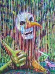 """steelgrave ravenloft """"Undead Willow"""", dal sapore decisamente ravenloftiano - by steelgrave (Shaun) steelgrave.deviantart.com (2006) © dell'autore tutti i diritti riservati"""