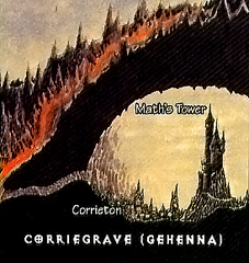 {$tags} Corriegrave su Gehenna TSR - On Hallowed Ground (1996-09) © Wizards of the Coast & Hasbro
