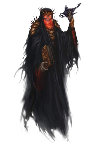 non-morti Ghul - by Tyler Walpole **//Pathfinder Roleplaying Game - Bestiario 3//** (2011) © Paizo Publishing, LLC, Wyrd Edizioni