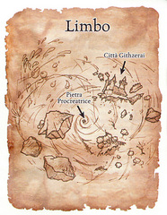 scheme Schema ipotetico di Limbo Manuale dei Piani (2005) © Wizards of the Coast, 25 Edition & Hasbro