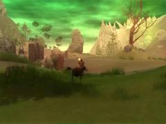 """purgatorio limbo Il caotico Limbo - screenshot dal modulo """"Planescape: Purgatorio"""" NWN2 module - Planescape: Purgatorio (2006-2012) © Atari, Rogue Dao Studios"""