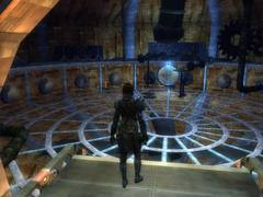 "purgatorio Mechanus - screenshot dal modulo ""Planescape: Purgatorio"" NWN2 module - Planescape: Purgatorio (2006-2012) © Atari, Rogue Dao Studios"