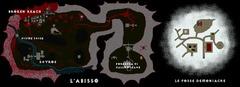 ultima online abyss Mappa di gioco del primo Strato dell'Abisso (Broken Reach, Styros, Gallowsgate) - dagli sviluppatori di UO Planescape Shard (2008) © Ultima Online Planescape Shard