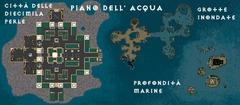 ultima online plane of water Mappa di gioco del Piano dell'Acqua (Città delle Diecimila Perle e dintorni) - dagli sviluppatori di UO Planescape Shard (2008) © Ultima Online Planescape Shard