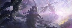 Astral Plane D&D Next Il Piano Astrale in 5a edizione - by Aleksi Briclot Dungeon Master's Guide (2014-12) © Wizards of The Coast
