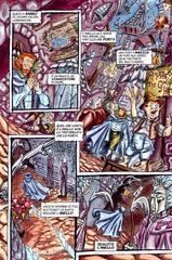 Planescape comic unity of rings ita italiano, tiefling gnome portal
