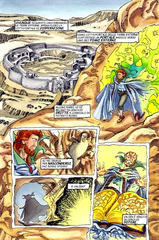 Planescape comic unity of rings ita italiano, hopeless outlands terre esterne