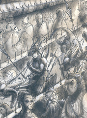 small {$tags} Per le strade di Sigil - by Tony Diterlizzi