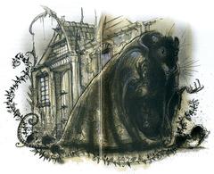 small planescape wererat razorvine cranium rats Rasorvite, Topi Cranio e Ratti Mannari non mancano a Sigil - by Tony Diterlizzi