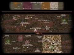 ultima online sigil city of portals L'incredibile lavoro di mappatura della città di Sigil - dagli sviluppatori di UO Planescape Shard (2008) © Ultima Online Planescape Shard