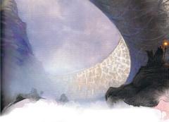 Sigil D&D Next La città di Sigil in 5a edizione Dungeon Master's Guide (2014-12) © Wizards of The Coast