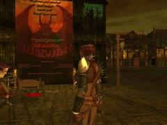 "purgatorio sigil baatezu Atmosfera sigiliana, reclutamento Baatezu - screenshot dal modulo ""Planescape: Purgatorio"" NWN2 module - Planescape: Purgatorio (2006-2012) © Atari, Rogue Dao Studios"