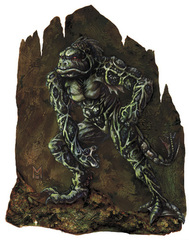{$tags} Skum - by Matthew Mitchell Monster Manual v3.5 (2003) © Wizards of the Coast & Hasbro