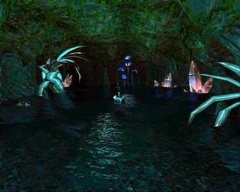 nwn2 undersigil secret cave Una caverna ai livelli inferiori - nwn2planescape.com NWN2 planescape portal - Sigil, City of Doors (2008) © Atari