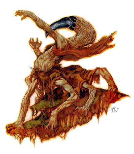 far realm Uvuudaum - by Michael Dutton Manuale dei Livelli Epici (2003-07) © Wizards of the Coast e 25 Edition